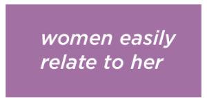 women-easily-relate