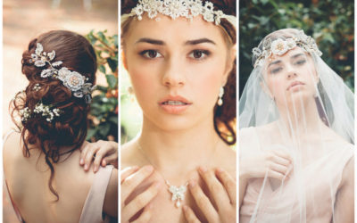 Wedding Day Jewelry for the Bride